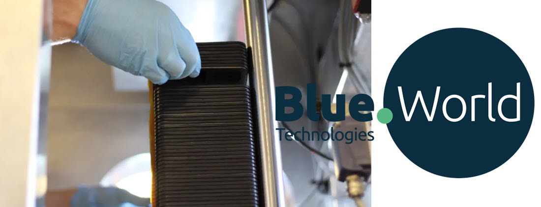 Blue World Tech Starts Fuel Cell Production