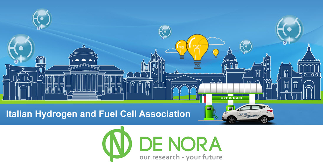 De Nora Has Joined the Italian Hydrogen and Fuel Cell Association