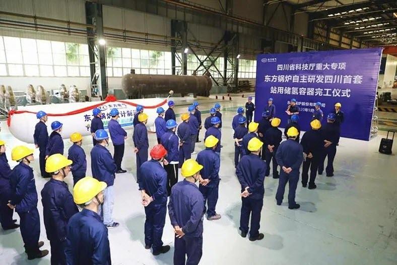 Dongfang Hydrogen Tank2