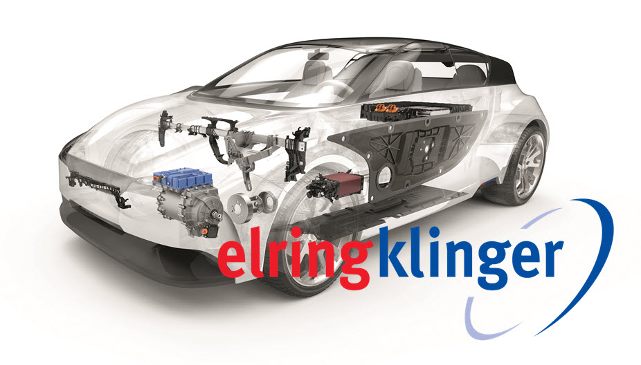 ElringKlinger Fuel Cell Stacks for Logistics Centers and Ports