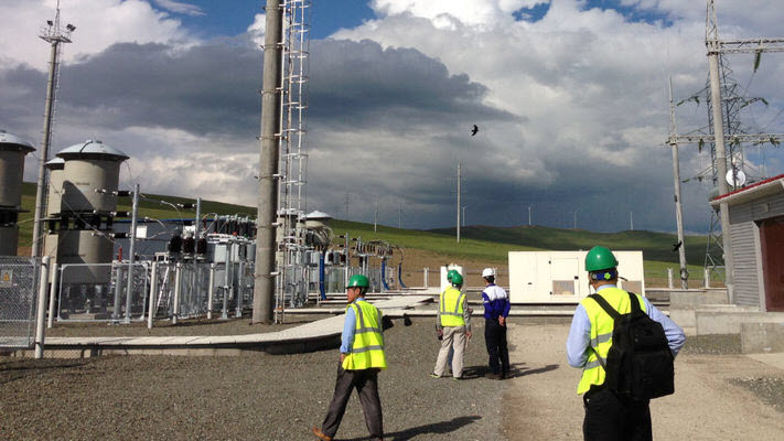 Energy from Hydrogen in Mongolia