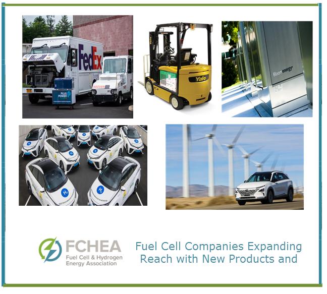 FCHEA Fuel Cell Progress