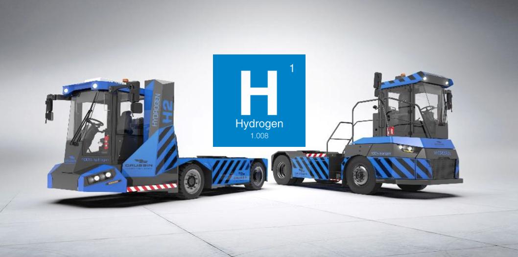 Gaussin New Hydrogen Vehicles