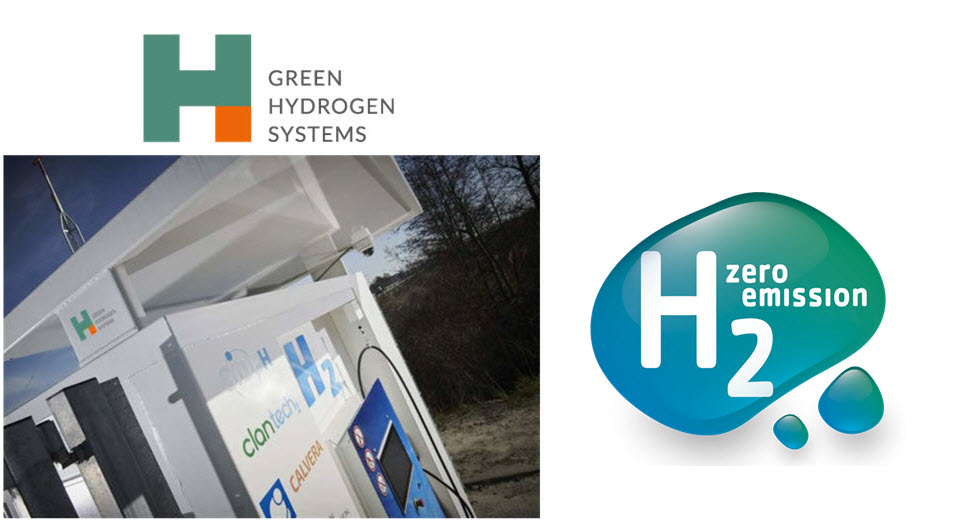 """Fuel cells works, Green Hydrogen Systems, which makes electrolysers to produce """"clean"""" hydrogen derived from renewable power,"""