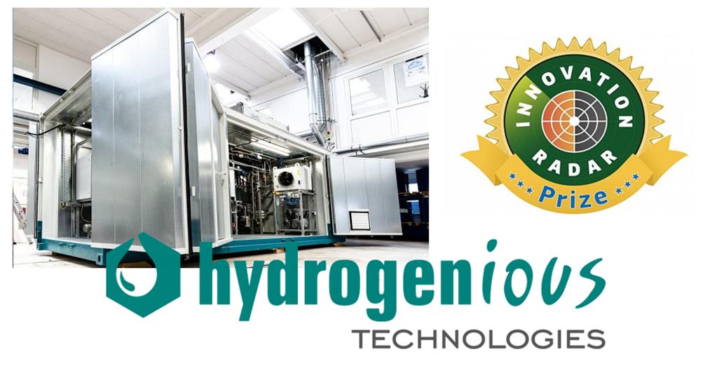 Hydrogenious Award 2020