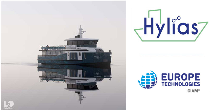 Hylias Hydrogen Powered Ship to Launch in 2023