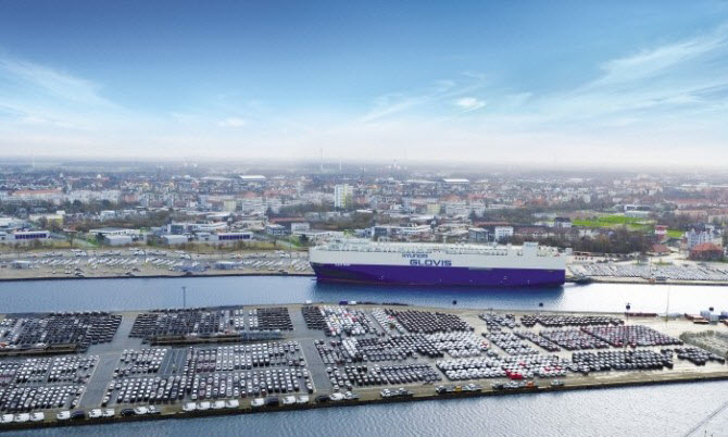 Hyundai Heavy Industries Group Korea Shipbuilding Marine Engineering and Hyundai Mipo Advance the Era of Hydrogen Carriers