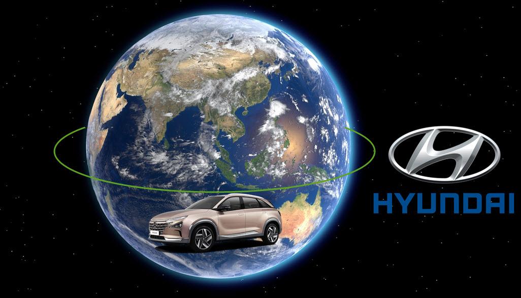 Hyundai Round the World