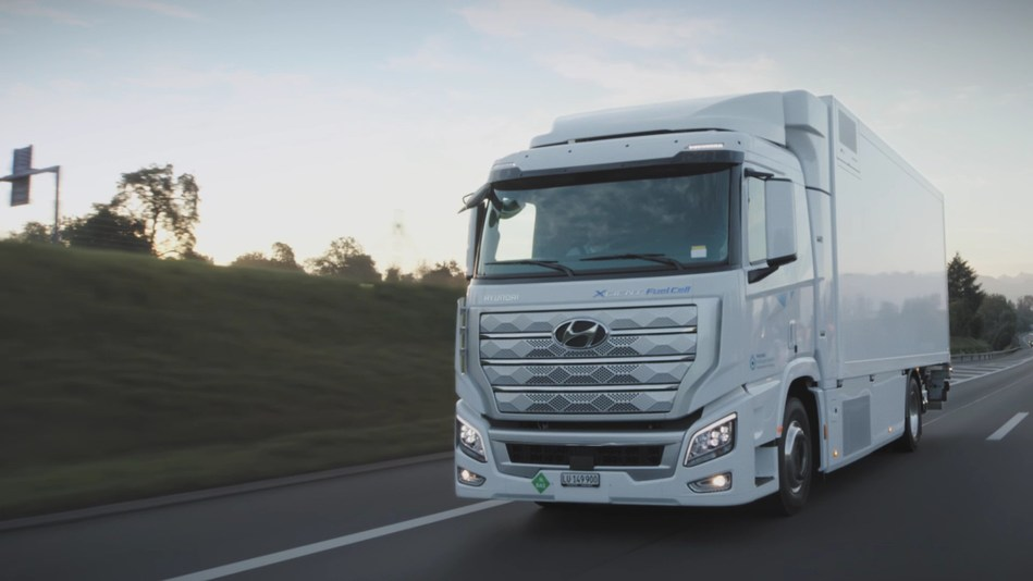 Fuel Cells Works, Hyundai Fuels Hydrogen for Zero-Emission Trucks