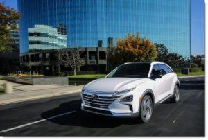 Hyundain Nexo LA