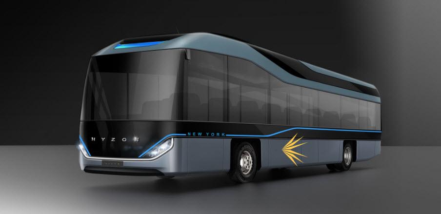Hyzon Super Bus