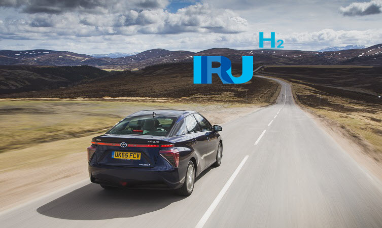 IRU to H2 Roadmap