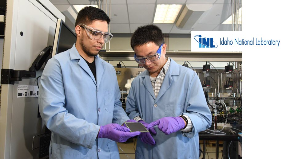 Idaho National Labs Green Hydrogen