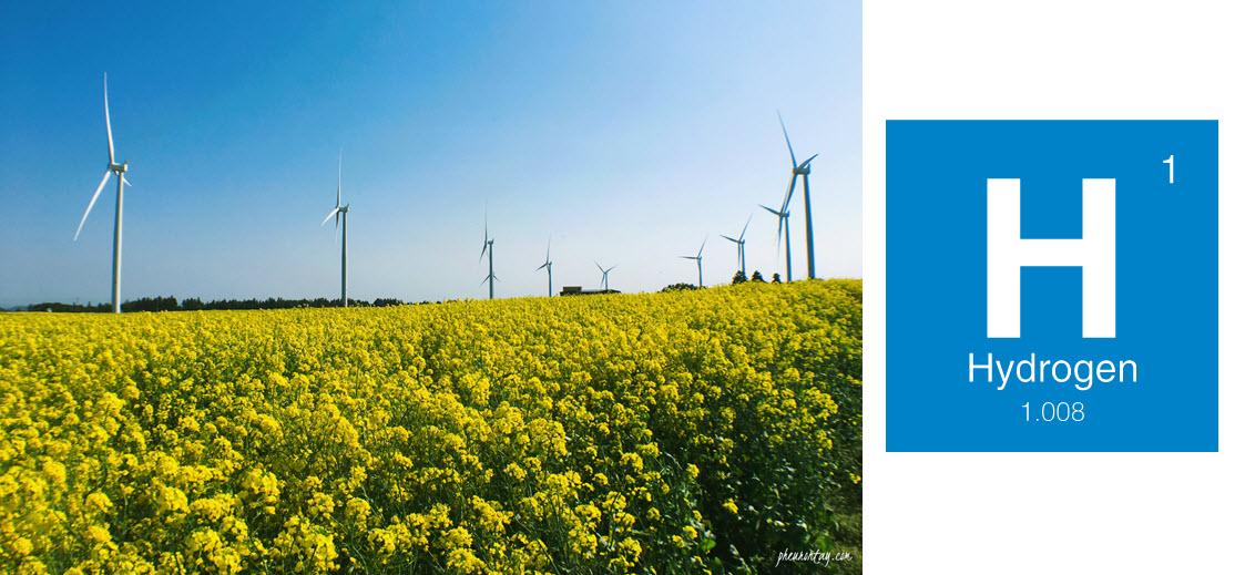 Jeju Island to Produce Green Hydrogen Main