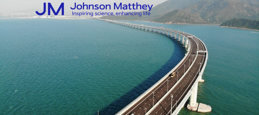 Johnson Matthey Expands Fuel Cell Component Manufacturing Operations into China