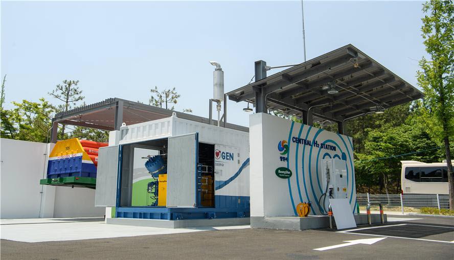 Korea Hydrogen Demonstration Cities will be Built in Ulsan Ansan Jeonju and Wanju