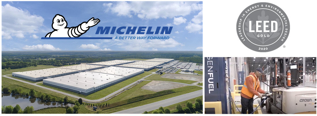 Michelin Award Fuel Cells