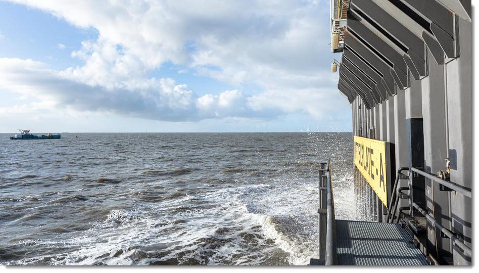 Mittelplate Supply Vessel Fleet to Switch to Hydrogen Hybrid Propulsion