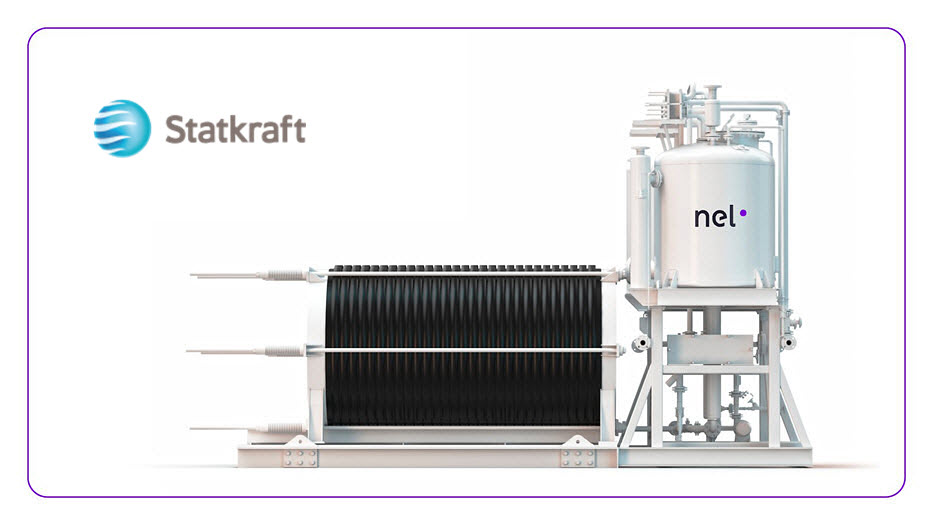 Nel new Electrolyser Contract for Statkraft