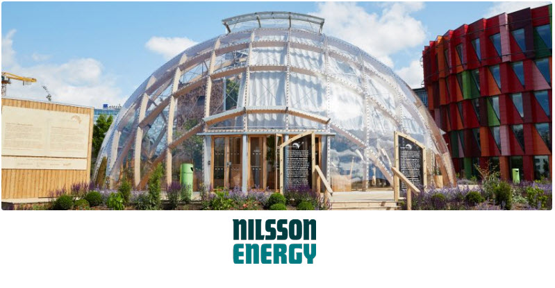 Nilson Energy Opens Hydrogen Dome