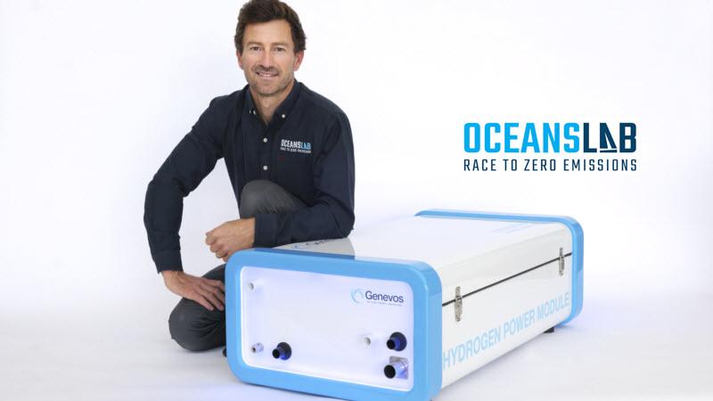 OceansLab Genevos Maritime Hydrogen Power Module Phil Sharp %C2%A9 Gilles Delacuvellerie URL 800x450 1