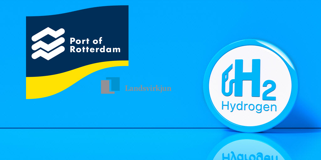 Port of Rotterdam and Landsvirkjun Sign Feasibility Study on Exporting Green Hydrogen from Iceland to Rotterdam