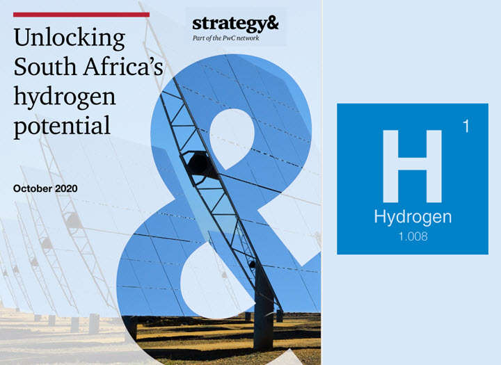 PwC Report Unlocking South Africas Hydrogen Potenti