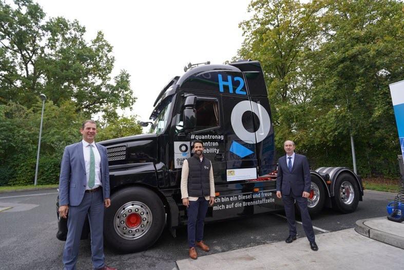 Quantron Truck