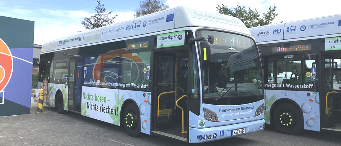 Rhein Sieg Kreis wants to become a model region for hydrogen mobility