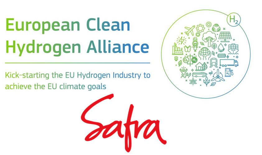 SAFRA Joins the European Clean Hydrogen Alliance