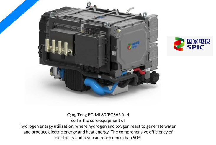 SPIC Fuel Cell