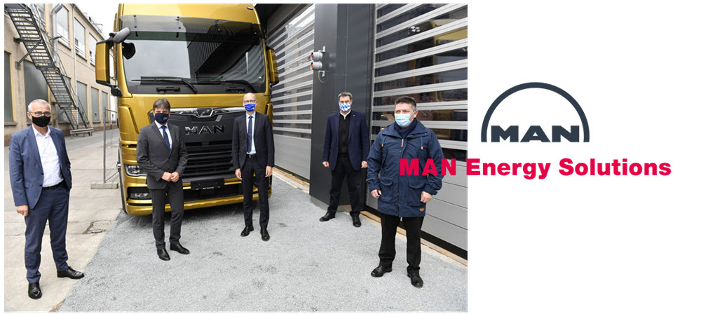 Shared Hydrogen Campus MAN Joins Forces with Nuremberg Universities on Plant Premises