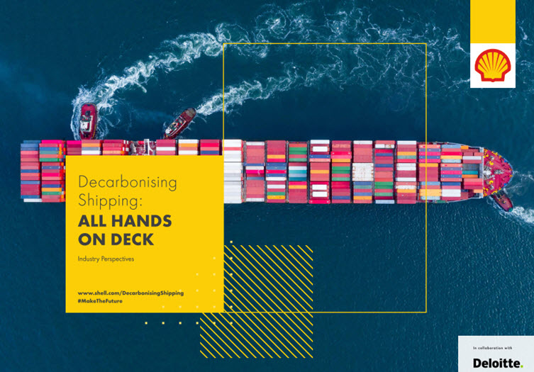 Shell Decarbonising Shipping