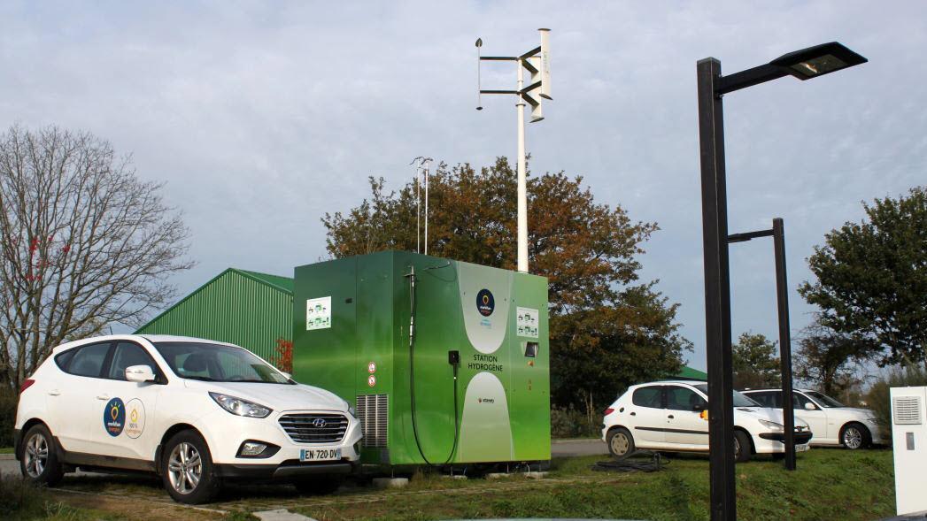 Station H2 Morbihan energies