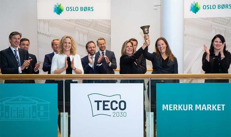 TECO 2030 Starts Trading