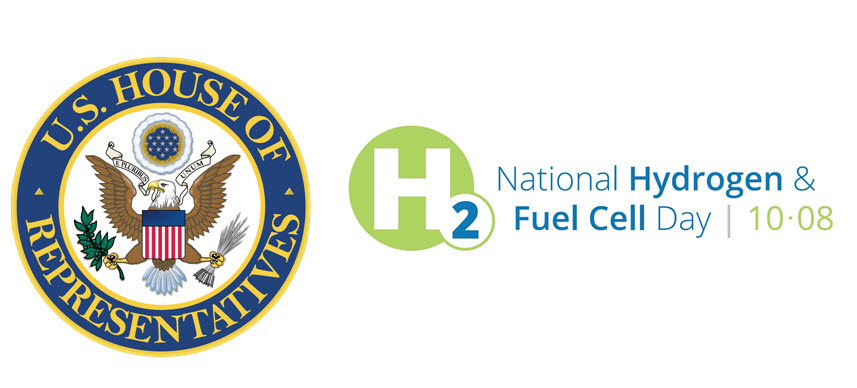 US House of Rep Fuel Cell Hydrogen Day