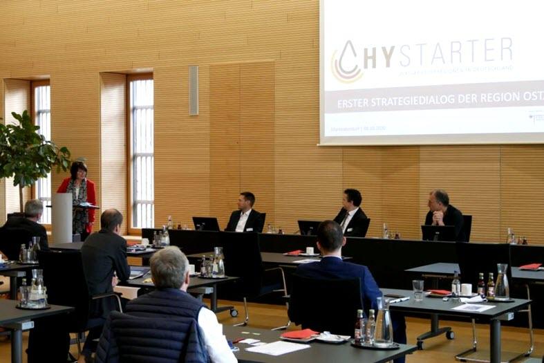 Veranstaltung HyStarter 8. Oktober Press