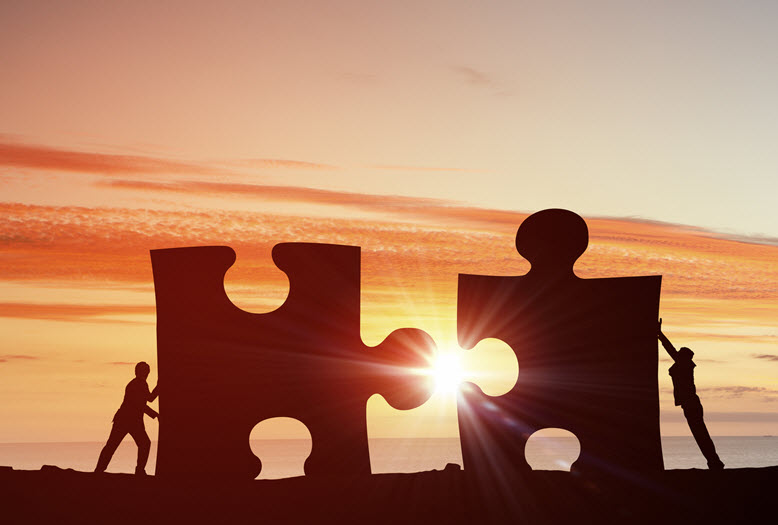 business partnership small