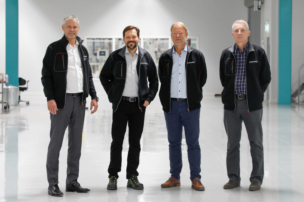 cell impact opens new karlskoga factory for production of fl 79925 3 Cell Impact Management