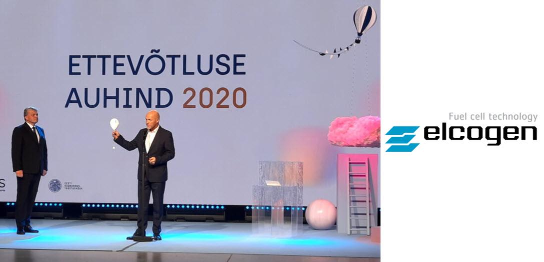 elcogen named innovator 2020