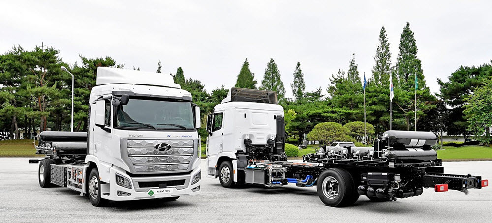 1000 Fuel Cell Commercial Vehicles for East Hesse