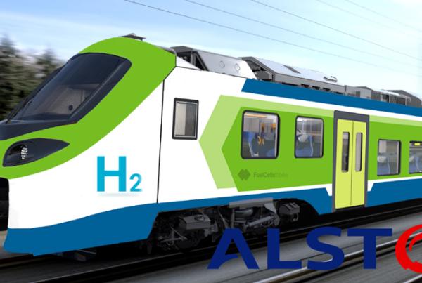 fuel cells works, alstom, italy, hydrogen train
