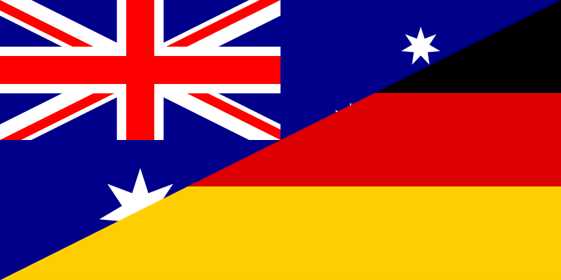 Australia and Germany Hydrogen
