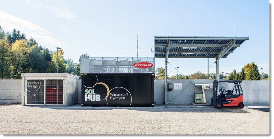 Austria WIVA PG Model Hydrogen Region Receives 48 million Euros in Funding