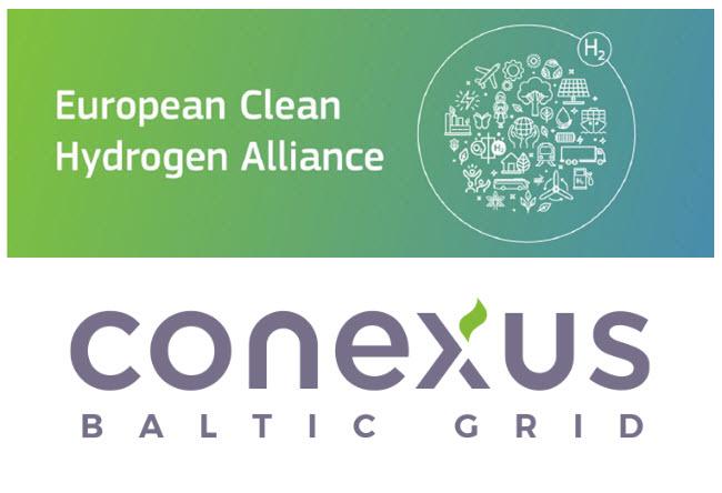 Conexus Baltic Grid As Joins the European Clean Hydrogen Alliance