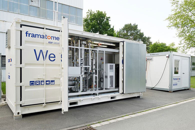 Dongfang Boiler and Framatome Germany Sign Agreement on Hydrogen