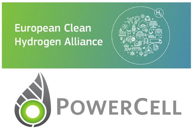 ECHA Hydrogen Europe PowerCell