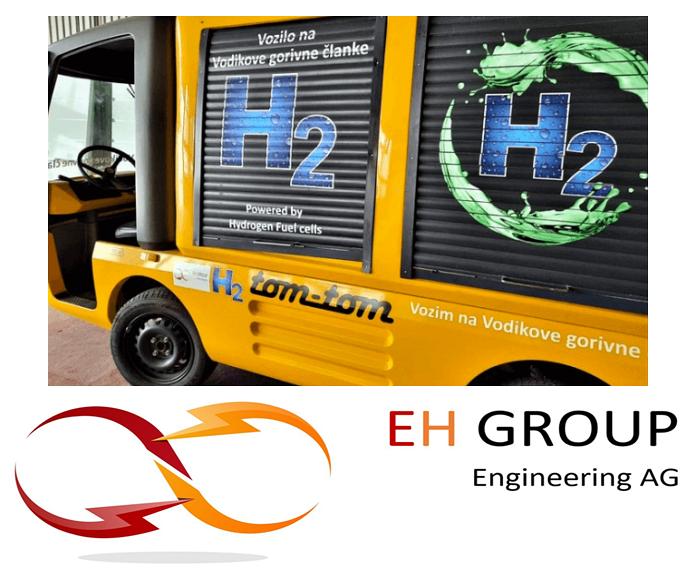 EH Group Fuel Cells Croatia