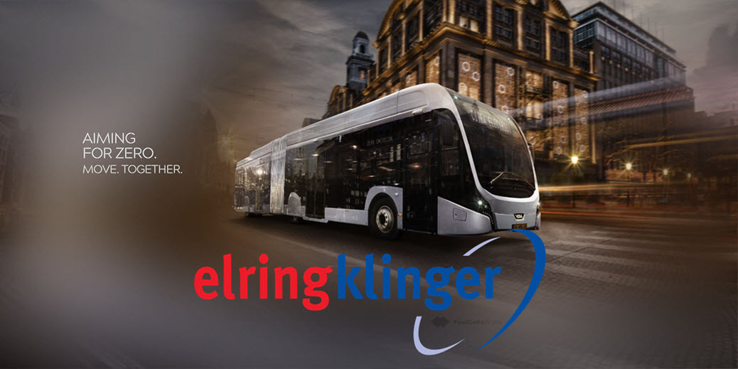 ElringKlinger and VDL Conclude Fuel Cell Partnership Main