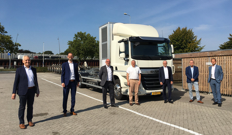 ElringKlinger and VDL Conclude Fuel Cell Partnership